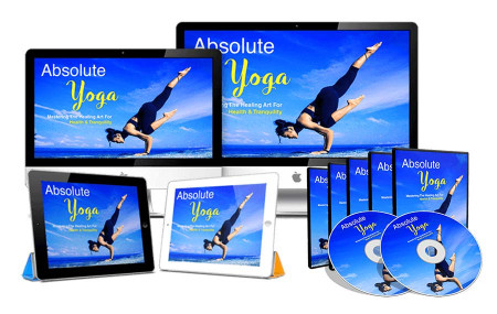 Absolute Yoga Premium PLR EBook Complete Video Course